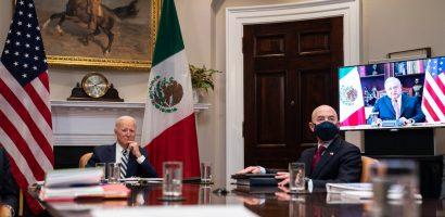 Mỹ chia 4 triệu liều vaccine Covid-19 cho Mexico và Canada