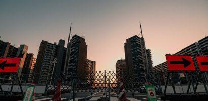 Làng Olympic Tokyo giống như thị trấn ma
