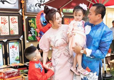 Ca sĩ Vy Oanh mang bầu lần ba