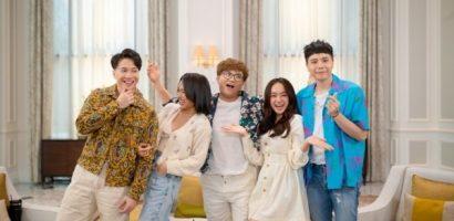 Cầu thủ Duy Mạnh, Hoa hậu Đỗ Thị Hà xác nhận tham gia thử tài ẩm thực trong 'Ăn đi rồi kể'