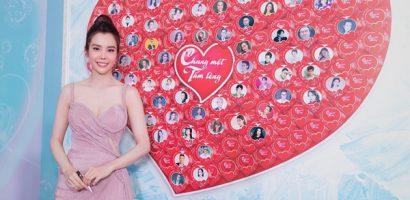Hoa hậu Huỳnh Vy kêu gọi tham gia quỹ 'chung một tấm lòng' chống Covid-19