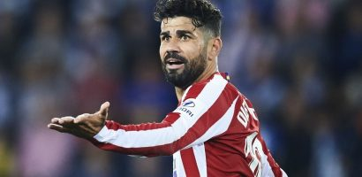 Diego Costa khiến Benfica hỗn loạn
