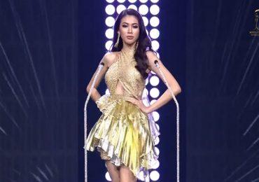 Ngọc Thảo 'dừng chân' đầy hãnh diện tại top 20 Miss Grand International 2020