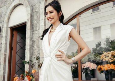 Trương Tri Trúc Diễm ấn tượng trước sự độc đáo của Fashion Voyage