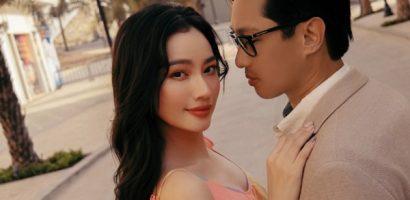 Trương Tri Trúc Diễm: 'Có ông xã bên cạnh, tôi thấy tự tin hơn khi xuất hiện'