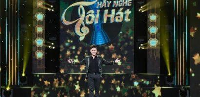 Hãy nghe tôi hát 2021: Nguyên Vũ làm MC, Danh ca Thái Châu làm giám khảo chính