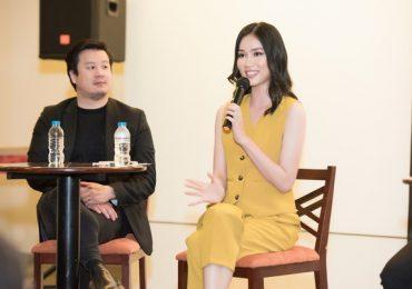 Á hậu Phương Anh: 'Tìm công việc phù hợp sẽ giống như việc bạn tìm bạn trai'