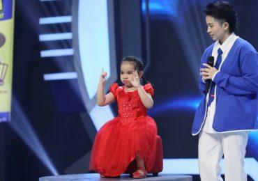 Bé gái 5 tuổi tính nhẩm nhanh hơn bấm máy tính khiến Hari Won thán phục