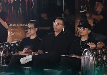 Touliver hào hứng với chất lượng thí sinh Rap Việt mùa 2