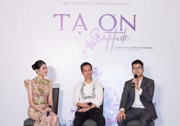 Fashion Show NTK Hoàng Hải quy tụ gần 100 người mẫu chuyên nghiệp