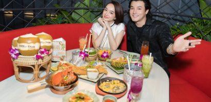 Bộ đôi diễn viên 'Gái già lắm chiêu V' tiết lộ sở thích mê ẩm thực Thái Lan