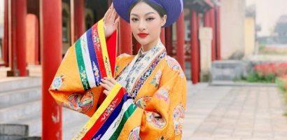 Á hậu Kiều Loan đẹp rạng ngời trong những thước phim quảng bá du lịch miền Trung