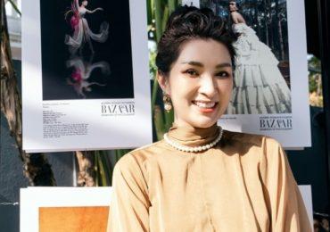 Nguyễn Hồng Nhung: Tôi hài lòng với cuộc sống hiện tại