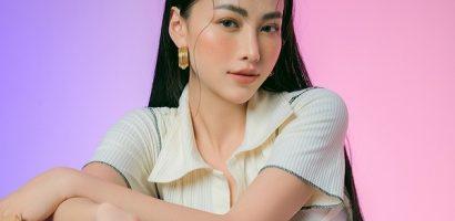 Hoa hậu Phương Khánh bắt trend thời trang hè 2021