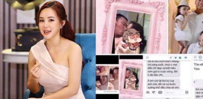 Vy Oanh tiết lộ mối hệ thân thiết với con riêng của chồng