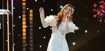 'Hãy nghe tôi hát 2021': Tina Ngọc Nữ khiến danh ca Giao Linh phải bật khóc