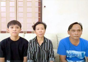 Gia đình Hồ Văn Cường lên tiếng chuyện đi làm thuê, ở đợ khó khăn