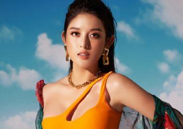 Á hậu Huyền My nóng bỏng trong bộ ảnh bikini mới