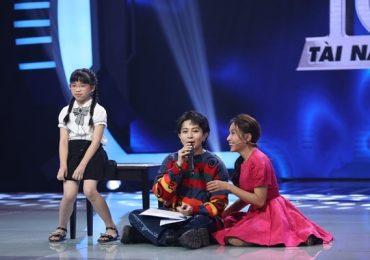 Siêu Tài Năng Nhí: Cô bé 9 tuổi hạ gục phép tính 20 số hàng nghìn trong 25 giây