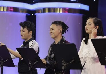 'Thanh âm quyền năng': Thanh Duy Idol một mình cân 3 giọng trong 'Tiệc trăng máu'