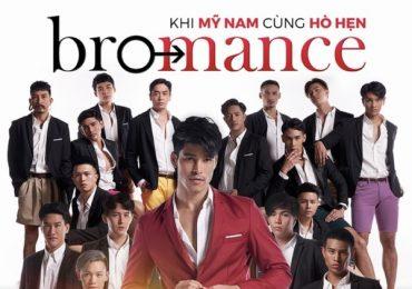 Show hẹn hò thực tế LGBT 'Bromance' có gì đặc biệt?