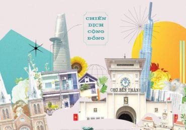 Nghệ sĩ Việt kêu gọi khán giả lan tỏa năng lượng tích cực cho thành phố