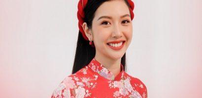 Á hậu Thuý Vân phát hành hai phiên bản cho ca khúc tự sáng tác
