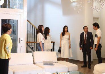 Diễm Trần đóng cảnh nóng cùng trai lạ trong webdrama 'Vợ hai'