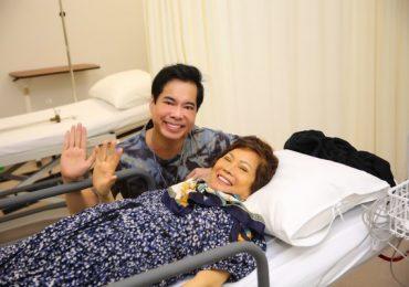 Ca sĩ Ngọc Sơn buồn vì mẹ đột ngột qua đời