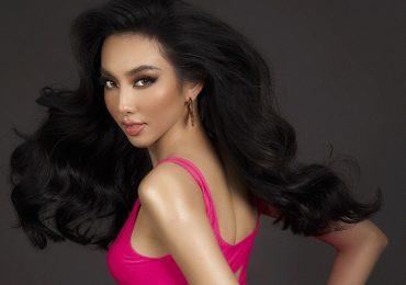Thuỳ Tiên 'nối gót' Ngọc Thảo, đeo sash Việt chinh chiến Miss Grand International 2021