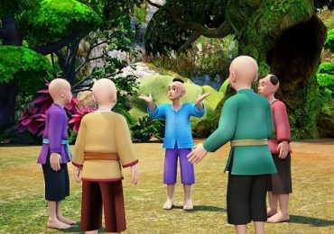 'Phim hoạt hình 3D – Cổ tích Việt Nam' thu hút các bạn nhỏ