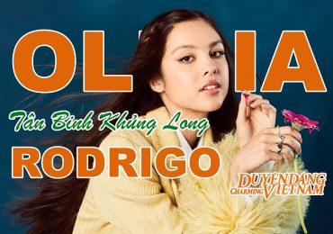 Olivia Rodrigo – Tân binh 'khủng long' của làng nhạc US – UK
