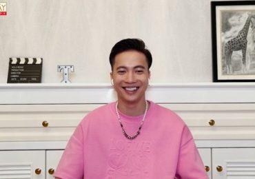 ST Sơn Thạch tiết lộ đã cướp nụ hôn đầu đời của Jang Mi