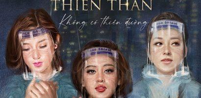Hoa hậu Jennifer Phạm và Á hậu Huyền My đóng phim đề tài Covid-19