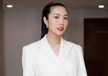 Mừng tuổi mới, Á hậu Thuý Vân thực hiện nhiều hoạt động cộng đồng ý nghĩa