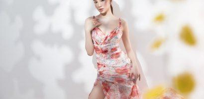 NTK Đỗ Long trở lại với loạt váy mang cảm hứng các loài hoa