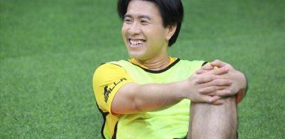 Akira Phan bị chấn thương khi tham gia chương trình truyền hình thực tế